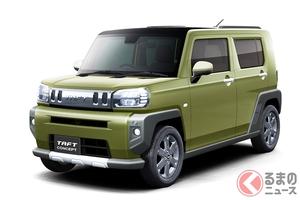 ダイハツ「新型軽SUV」を世界初公開? 打倒スズキ「ハスラー」狙い2020年発売へ