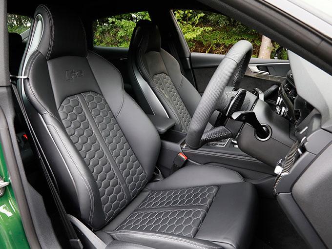 【試乗】新型 アウディ RS5スポーツバック|ただスポーティーなだけではない。エレガントで上質な走りこそがこの車の最大の魅力だ