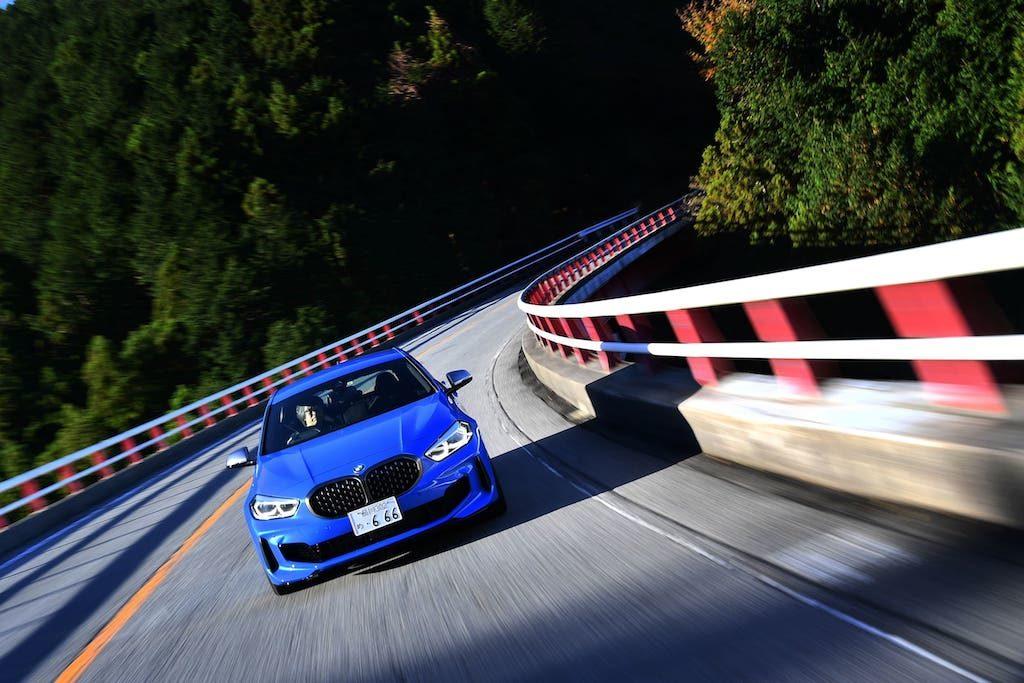 弾けるように走る新型 BMW M135i「駆け抜ける歓び」は新たな局面へ【国内テスト】