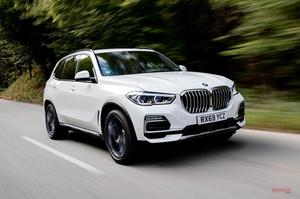 【6気筒で走りも向上】BMW X5 xドライブ45e Mスポーツ 24kWhバッテリー搭載