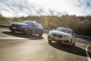 【比較試乗】「BMW 118i vs M135i xドライブ」1シリーズのエントリー&トップモデルの違いはいかほど?