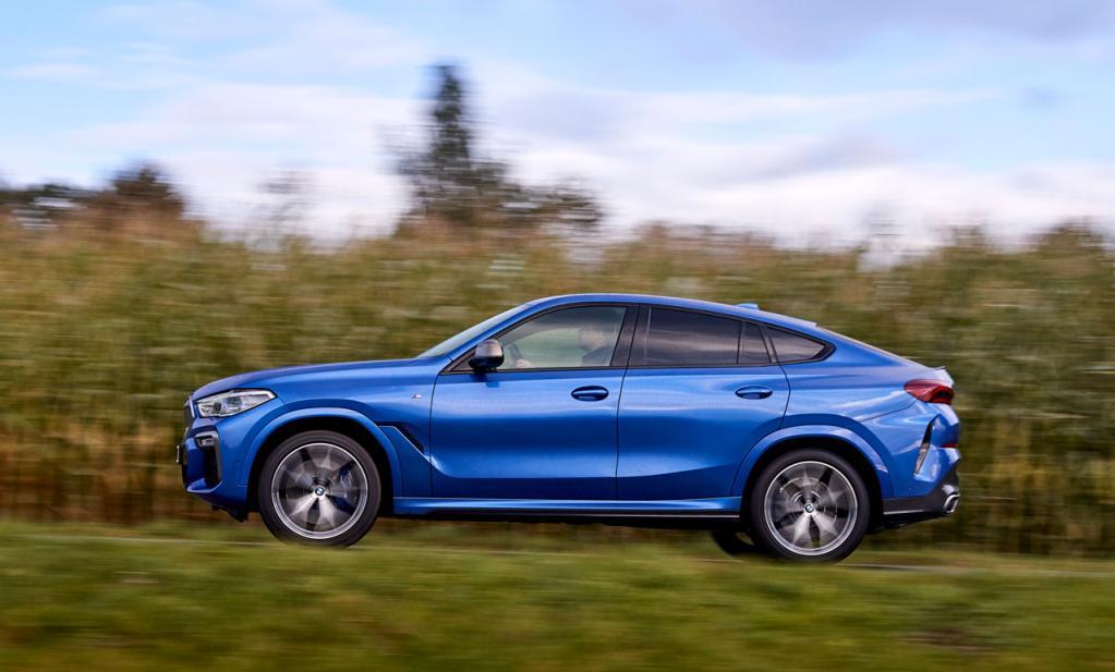BMWのクーペSUV「X6」の新型が日本上陸! 税込車両価格は990万円から