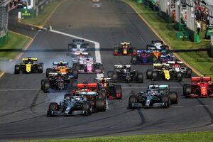 2021年F1カレンダー案が完成間近。22戦を予定とCEOが発言