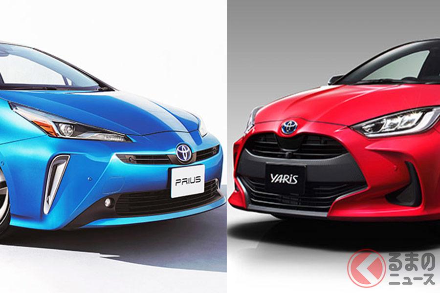 1年で人気車の顔ぶれに変化あり? 王者プリウスの代わりは? 新車販売の変革期はコロナが影響か