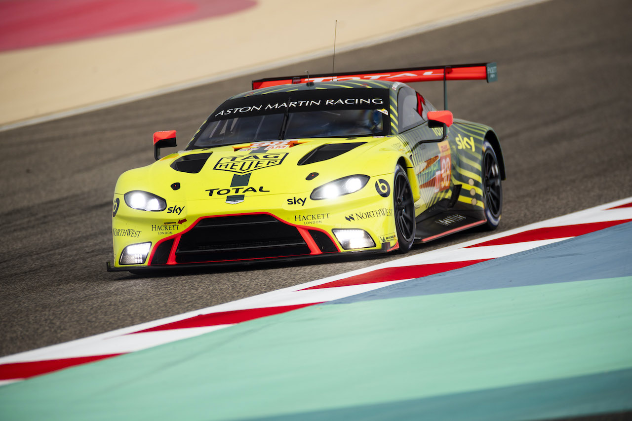 アストンマーティン・レーシング、スパ6時間レースからWECプログラムをリスタート