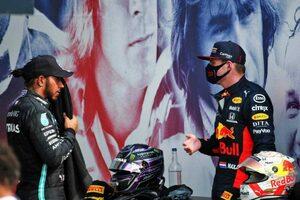 F1 Topic:タイヤのブリスターに悩まされたメルセデスと優勝したレッドブル・ホンダの違い