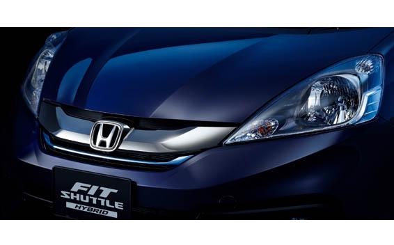 ホンダ、「フィット シャトル/シャトル ハイブリッド」の特別仕様車「クールエディション」を発売