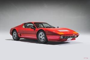 【お買い得】フェラーリ512BBi(1982年) BHオークション