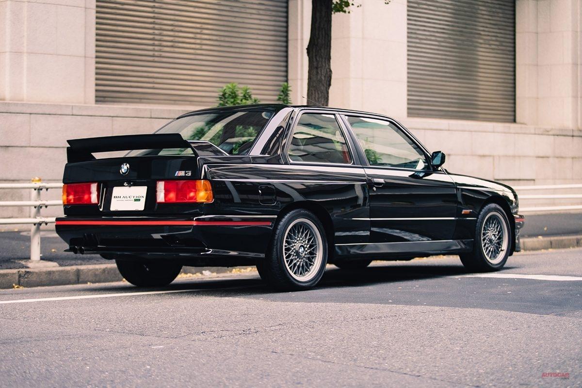 【まだまだ上がっていい極上車】BMW M3 スポーツエボリューション(1990年) BHオークション