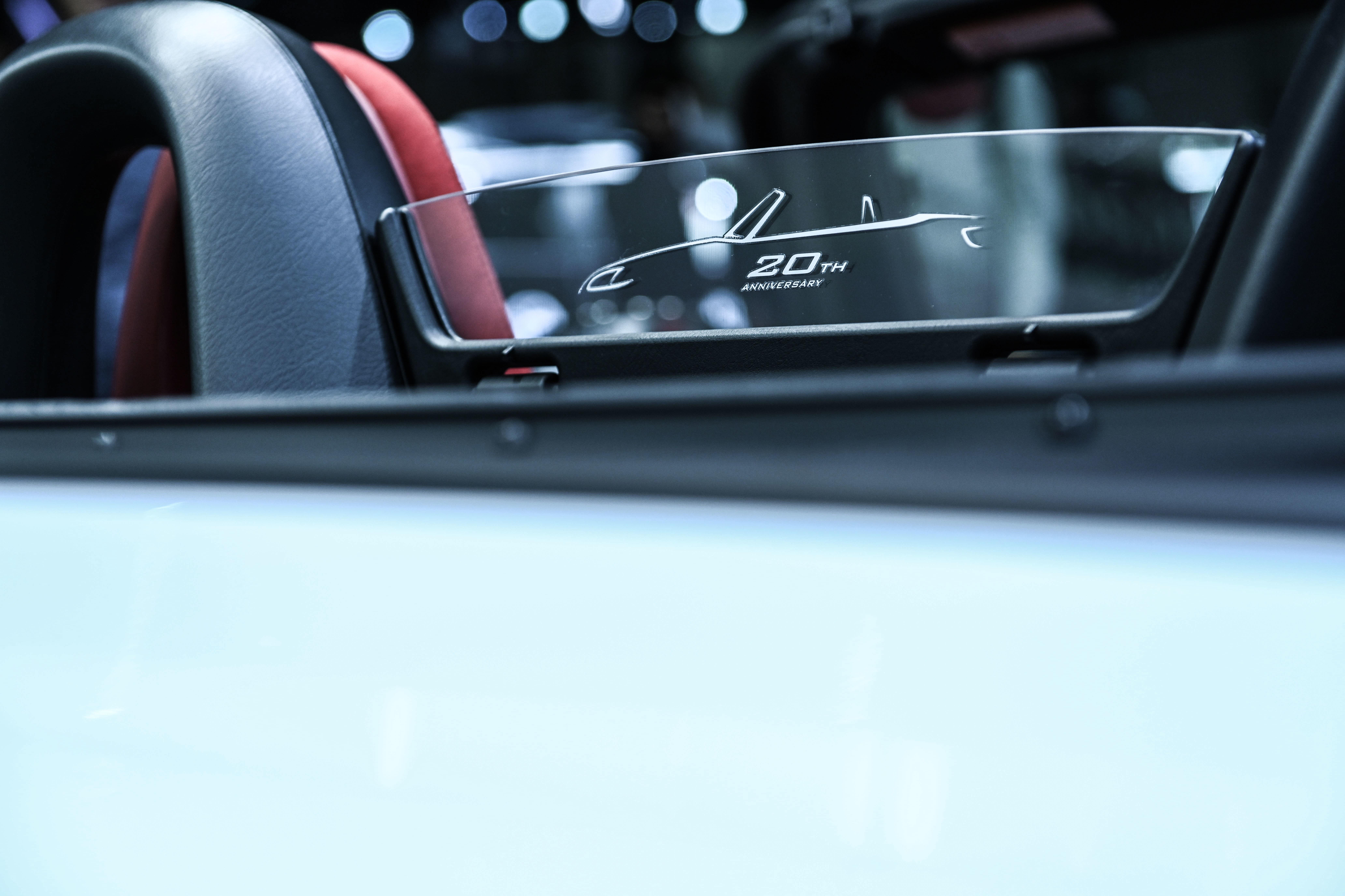ホンダ S2000、誕生20年目のマイナーチェンジ?  東京オートサロン2020リポート【第15弾:ホンダ S2000 20th アニバーサリープロトタイプ編】