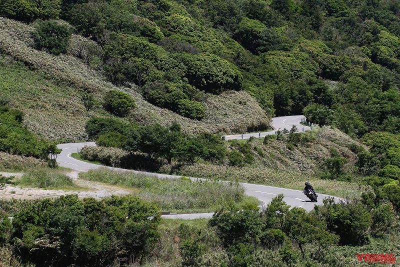 バイクで巡るニッポン絶景道:西伊豆スカイライン【仄かな潮風と富士山遠望の絶景 静岡県】
