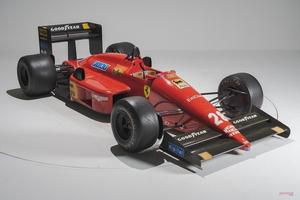 【今日の本命か】フェラーリF 187(1987年) BHオークション