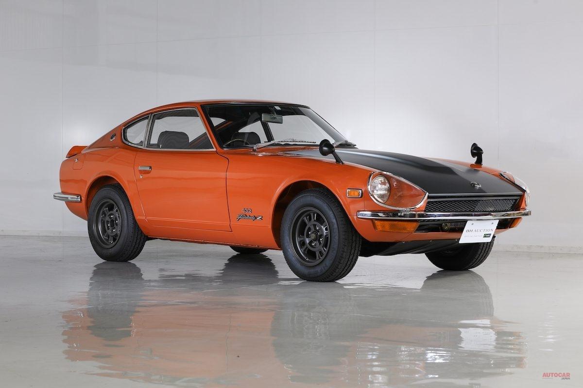 【さすがの超希少車】日産フェアレディZ432R(1970年) BHオークション