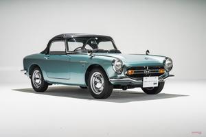 【中間加速で遅れを回復】ホンダ S800(1966年) BHオークション