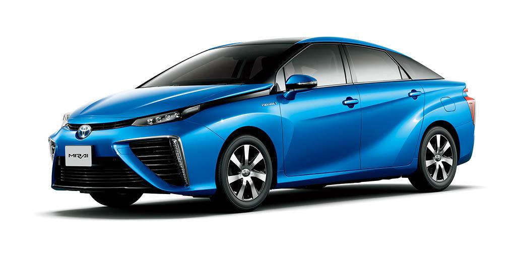 オリックスがトヨタMIRAIをカーシェアに導入