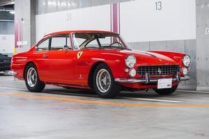 【希少性の割にはお手頃か】フェラーリ 250GTE 2+2 シリーズ3(1963年) BHオークション