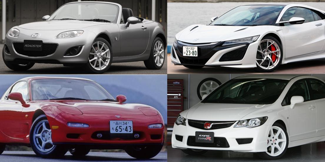 同じ呼び名でもメーカーも車種も違う! クルマ好きが混乱する型式カブリの車種4組8台