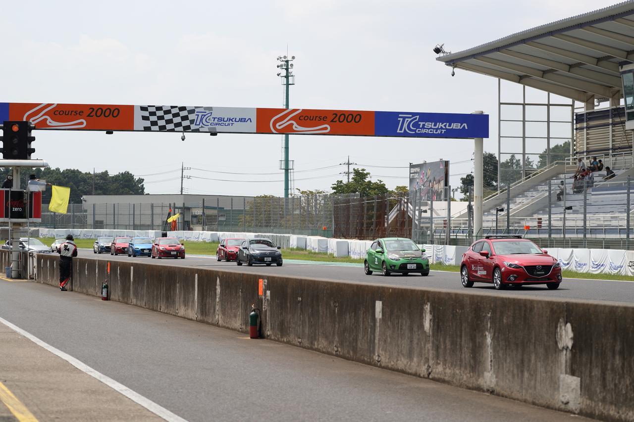 速さとエコランを合わせた頭脳戦「マツ耐」にロータリー車RX-8で勝ちたい!