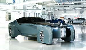 ロールス・ロイス 未来のロールス・ロイスの姿 コンセプトカー「NEXT 100」