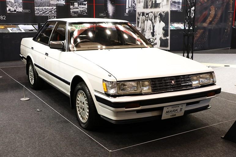 トヨタ GX71マークIIグランデツインカム24スーパーホワイトはサラリーマンの憧れだった