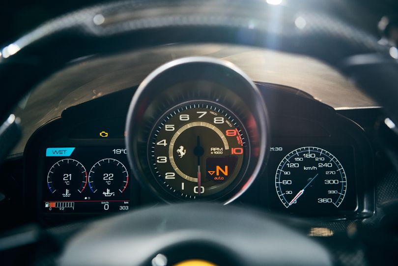 100万ドルのフェラーリほど美しいクルマはないかもしれない──フェラーリ モンザSP1 日本初上陸!