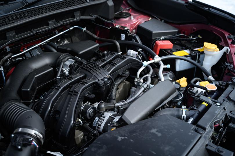 水平対向エンジンは進化し続ける──ネガを解消した「e-BOXER」を山形県で試す!