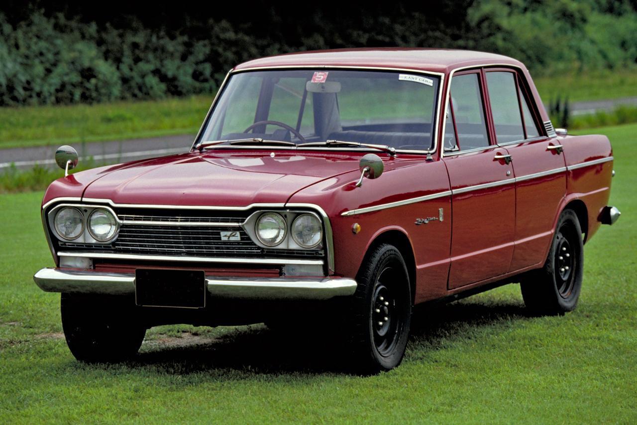 【旧車】60年代の国産スポーツカー (その9)プリンス・スカイライン 2000GTーB