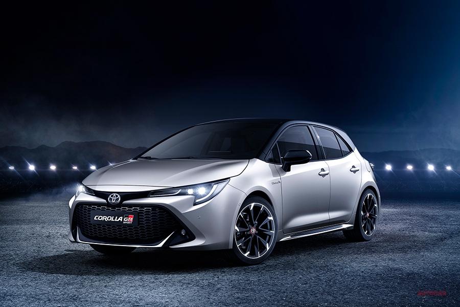 トヨタ・カローラに「GRスポーツ」 GRMNより控えめ 2020年1月発売か