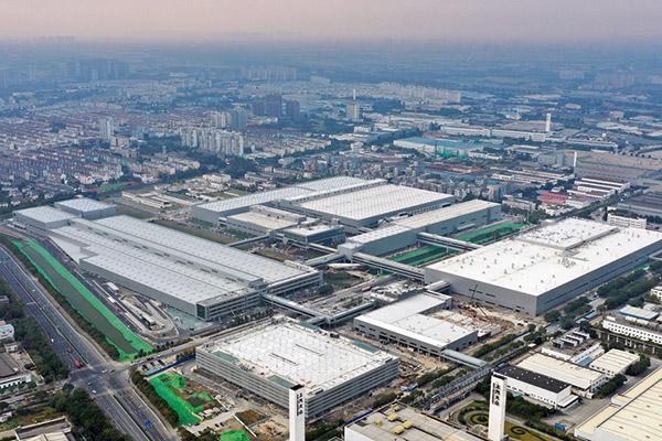 フォルクスワーゲン 中国で電気自動車の年産60万台体制スタート