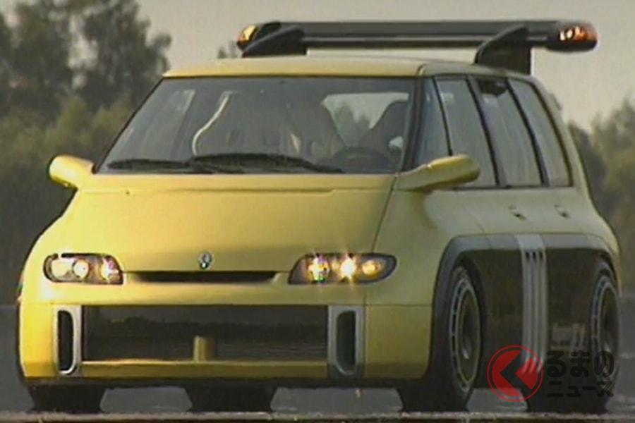 ミニバンに、あの「ランエボ」のエンジンを搭載!? 大パワーの旧車ミニバン3選