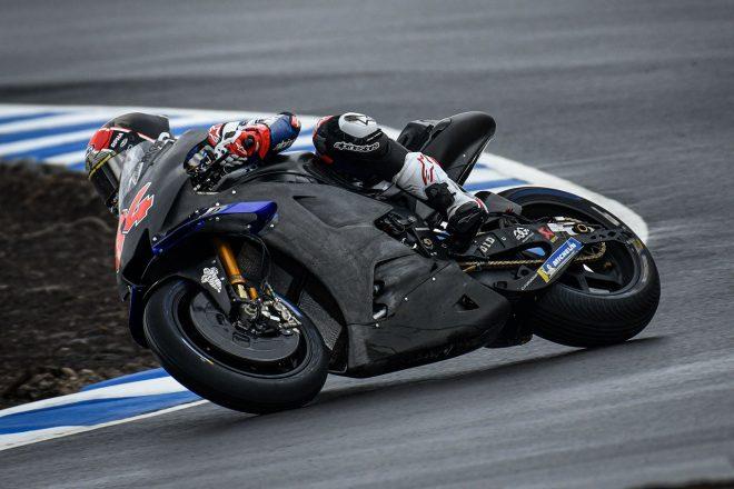 MotoGP:ヤマハ、ヨーロッパ拠点にテストライダー務めたフォルガーと契約終了「再び日本人ライダーのみが行う」