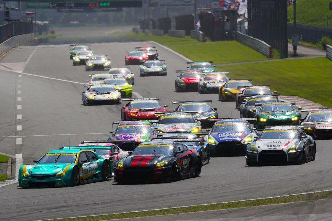 SGT×DTM特別交流戦のGT300レース『auto sport web Sprint Cup』のエントリー発表。12台が参戦