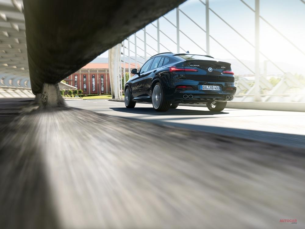 アルピナ、新ディーゼル車「D3」日本投入検討 ハイブリッドも興味 FF車「なし」