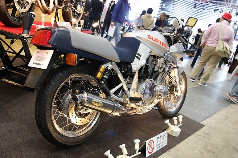 減っているのに増えている! 「東京モーターサイクルショー」過去最多の来場者数