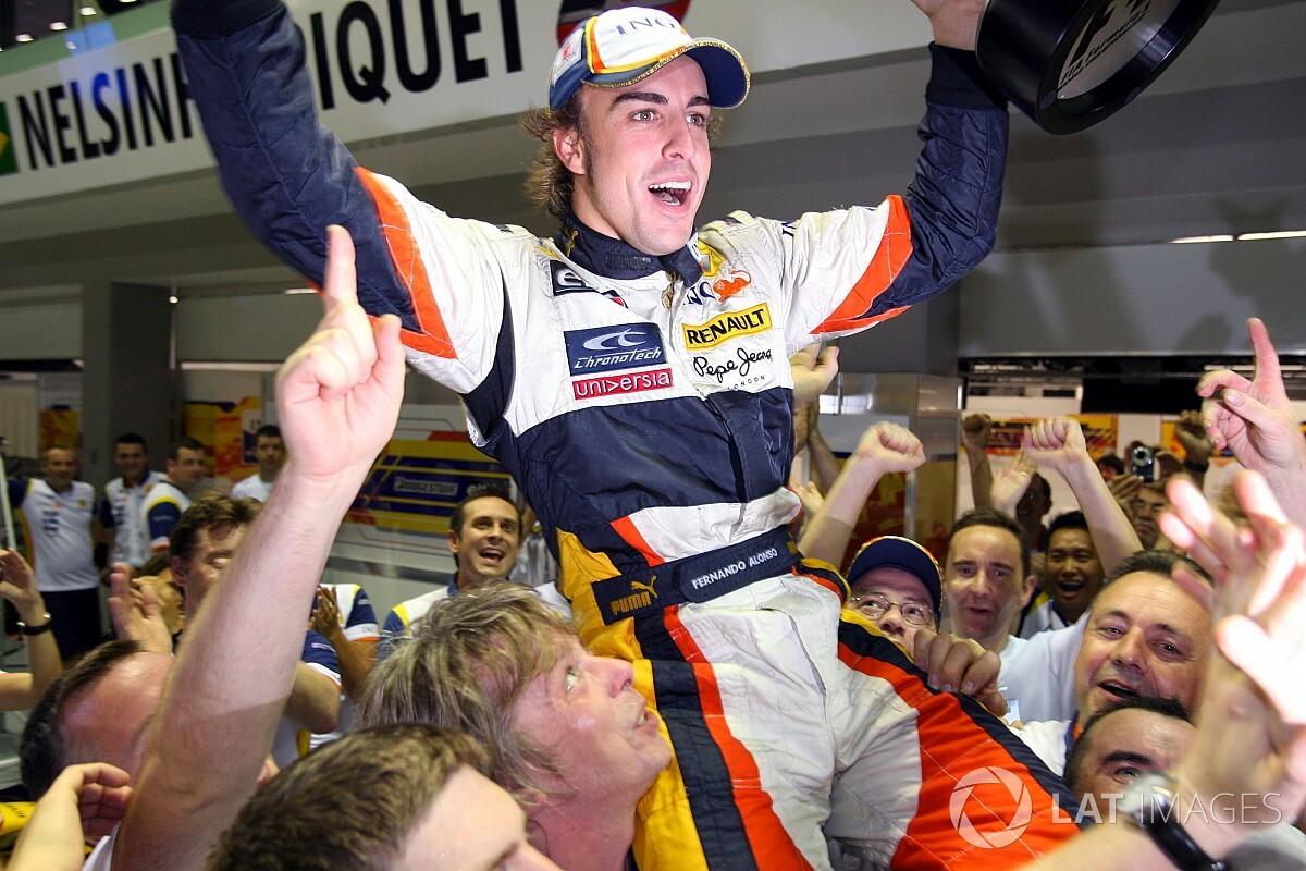 アロンソがF1に帰ってくる! ルノーと2021年のドライバー契約締結へ、早ければ今日にも発表?