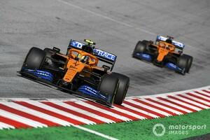 マクラーレン、F1開幕戦で2台揃って好結果「あらゆる面でいい方向に進んでいる」
