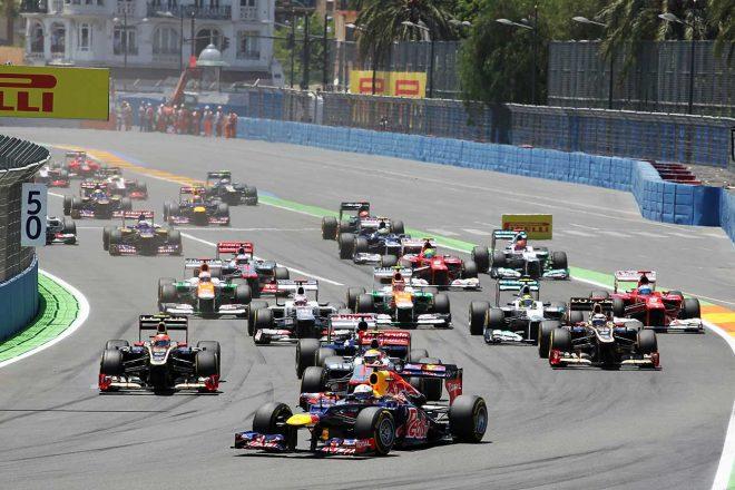 F1ファンに愛されず悲しい最後を迎えたバレンシア市街地コース【サム・コリンズの忘れられない1戦】