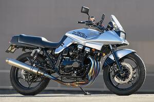 オオノスピードGSX750S(スズキGSX750S)ノーマルベースで排気量や乗車姿勢も含めベストバランスを発揮【Heritage&Legends】