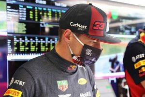 【F1オーストリアGP無線レビュー】メルセデスを追撃中のフェルスタッペンが突然の失速「ダメだ、アンチストールに入ったままだ」