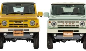 今度は初代LJ10とブロンコがモチーフ!ダムドがジムニー用の新作ボディキット2種を発売