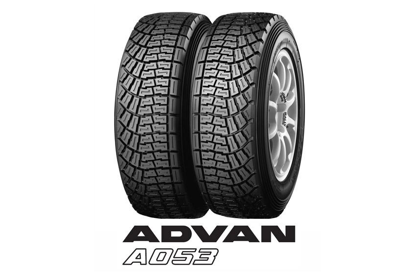 横浜ゴム ラリー・ダートトライアル用タイヤ「アドバンA053」に新サイズ追加