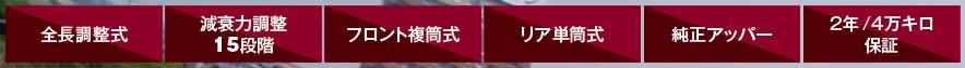 """【車高調11択乗り比べ!!】#10_アクシススタイリング・パーフェクトダンパーIII_有名ドコロのあの""""足""""を実際に乗って比べてみた!"""
