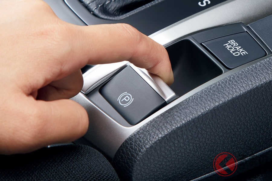 新車の電動パーキングブレーキはなぜ増加? 軽自動車でも採用事例急増の理由とは