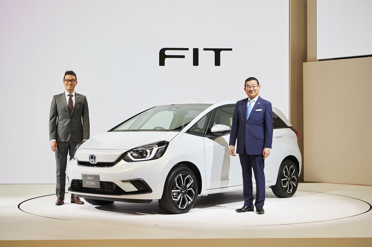 【東京モーターショー】ホンダが新型フィットを世界初公開、欧州テイスト溢れる魅力的コンパクトカー
