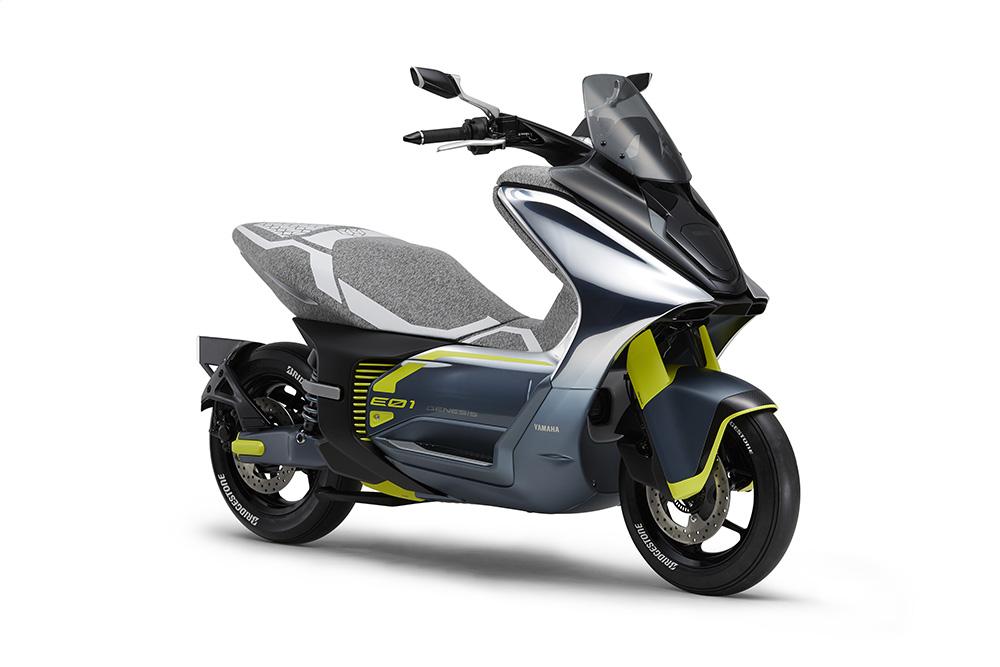 ヤマハが東京モーターショーで初公開含むバリエーションに富んだ全18モデルを公開