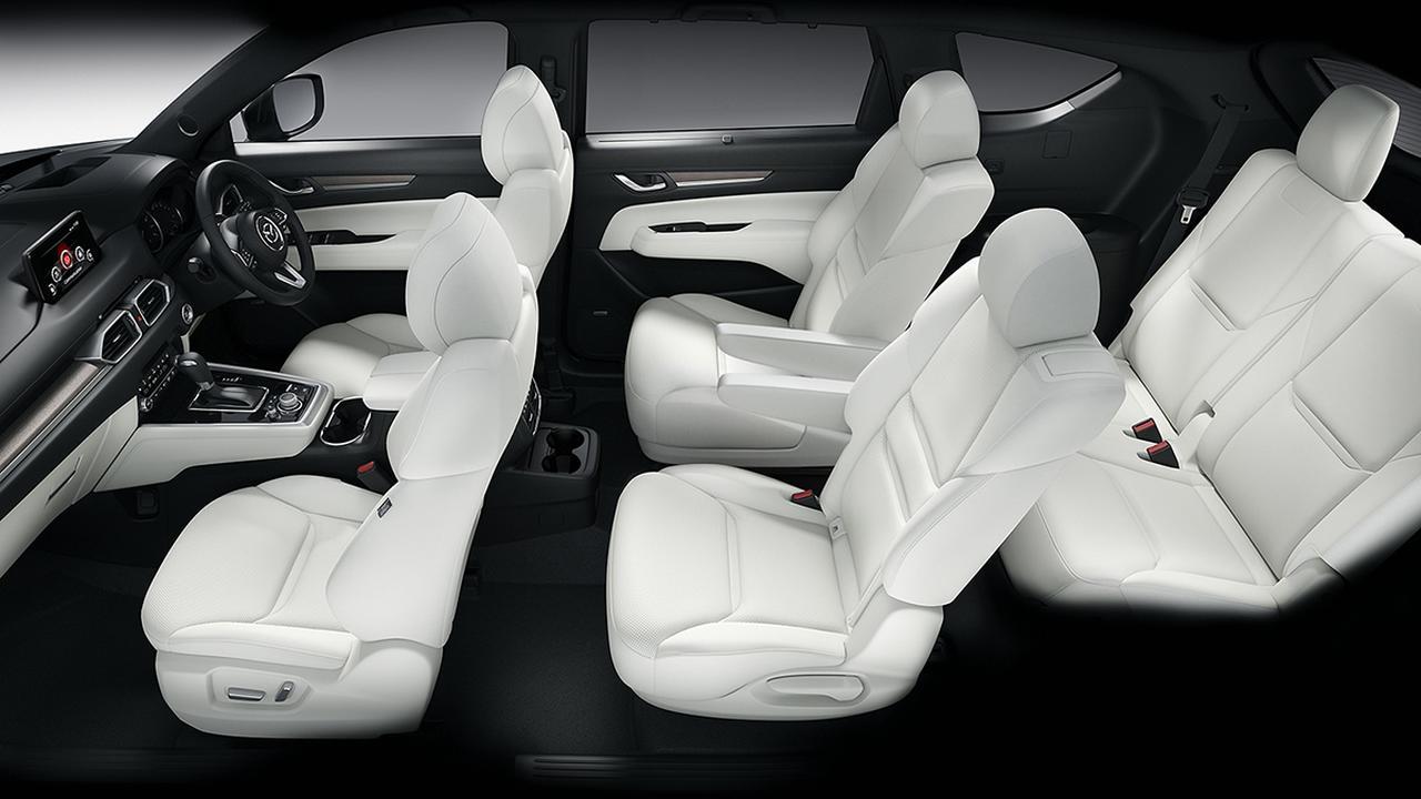 マツダCX-8が商品改良。同時に特別仕様車「Exclusive Mode」をラインアップ