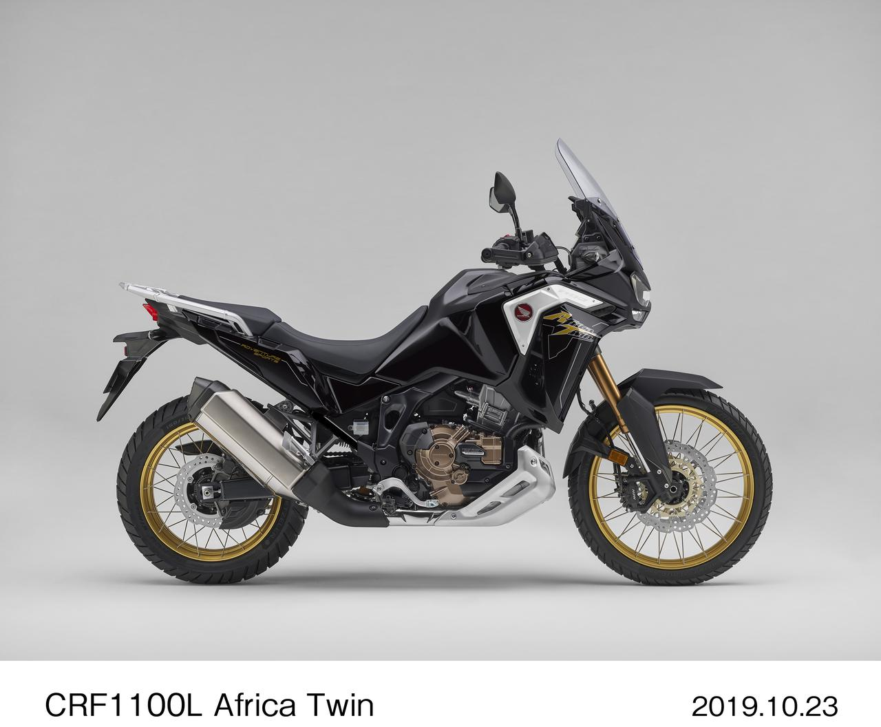 ホンダが〈新型アフリカツイン〉シリーズ全機種の価格と発売予定日を発表!【東京モーターショー2019】