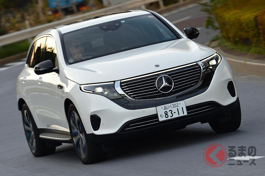 メルセデスの電気自動車「EQC」日本上陸!その走りはテスラ「モデルS」やジャガー「Iペイス」とどう違う?
