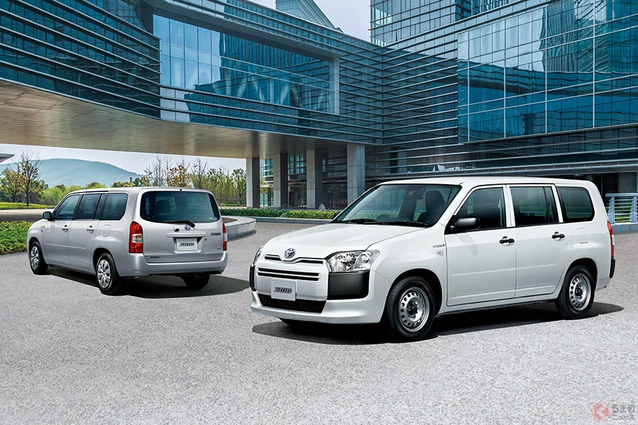 """トヨタの""""働くクルマ""""もついにハイブリッド化 新型「プロボックスHV/サクシードHV」発売"""