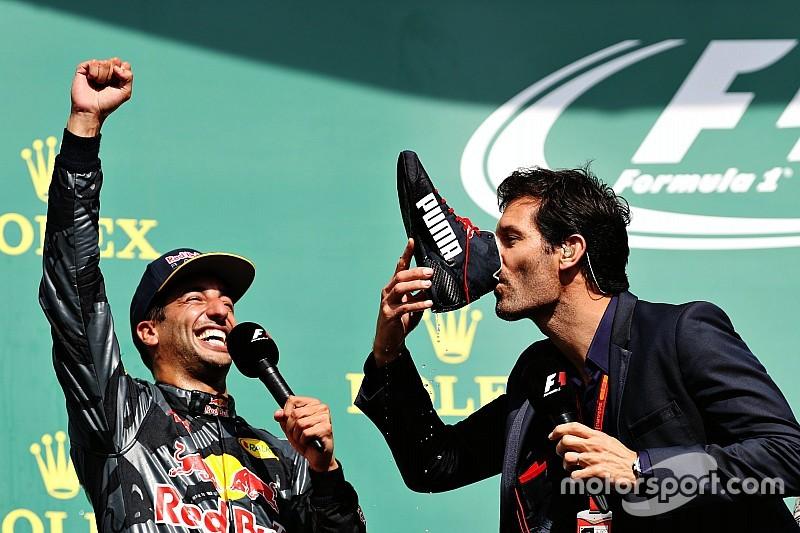 レッツ・シューイ! リカルドが使用したレースブーツをゲットする大チャンス。応募は動画を投稿するだけ|F1アブダビGP